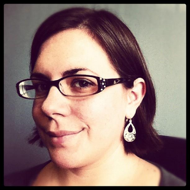 Editor Rachel Lee Cherry