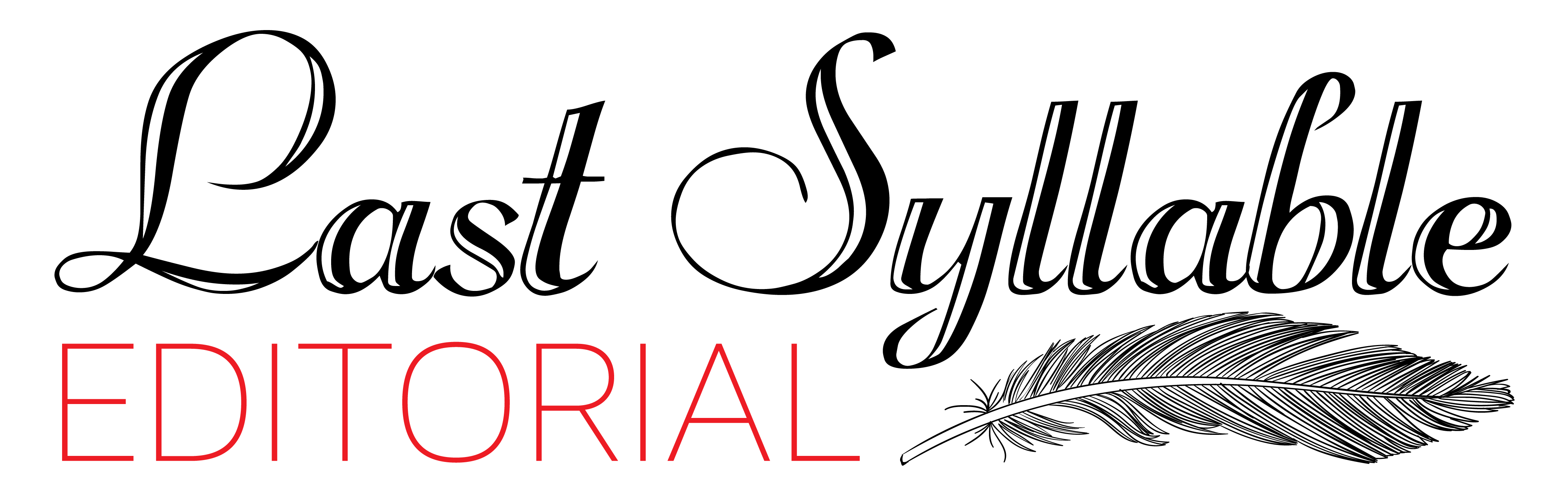Last Syllable Editorial